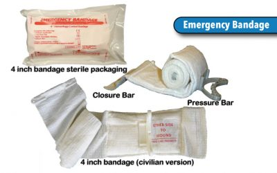 What is the Emergency Bandage?